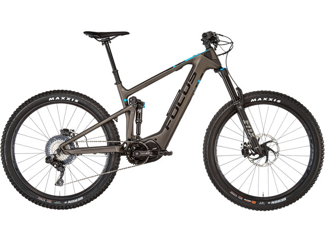 FOCUS Jam² 9.7 Plus Di2 grey